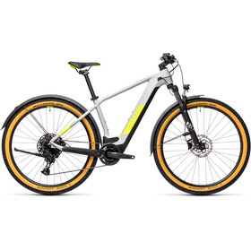 Cube Reaction Hybrid Pro 625 Allroad, grey'n'yellow
